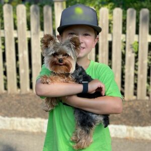 Read more about the article Yorkies and Children