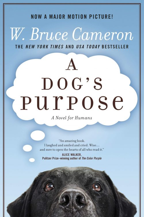 a dogs purpose book for dog lovers