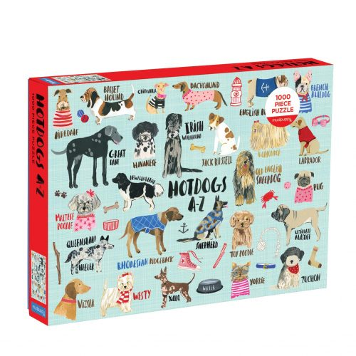 dog jigsaw puzzle for all ages