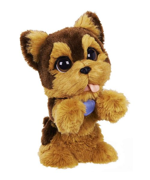 furreal friends jake interactive yorkie toy